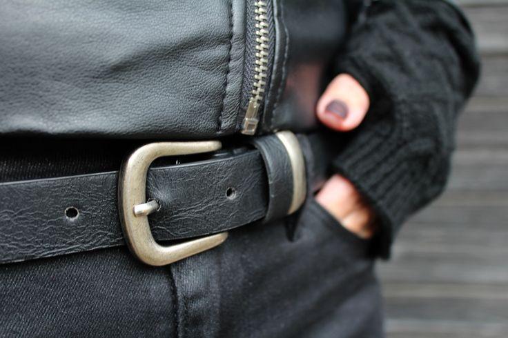 Women leather belt www.veniz.fi