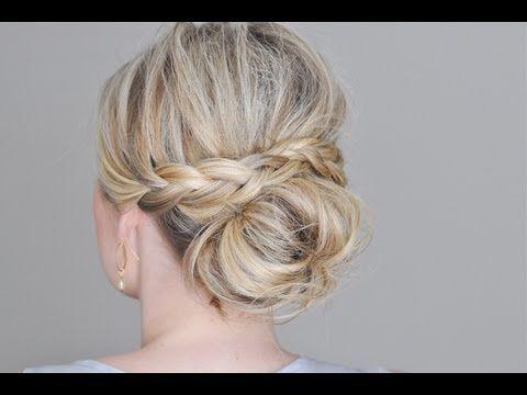 Trucos de peluquería para el peinado de Noche Vieja - http://www.entrepeinados.com/trucos-de-peluqueria-para-el-peinado-de-noche-vieja.html