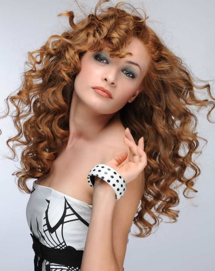 Easy Hairstyles For Medium Curly Hair For School Change
