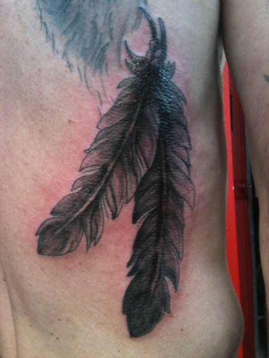 7 best tattoos i want images on pinterest feather tattoo for A feather tattoo meaning