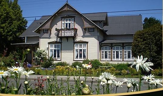 Hotel Bauernhaus, Frutillar, Chile