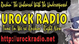Broadcasting On Live365 since December 13th, 1999 Urock Radio PHL - Rock & Roll Internet Radio at Live365.com. Rockin' The Unheard with the Under Exposed