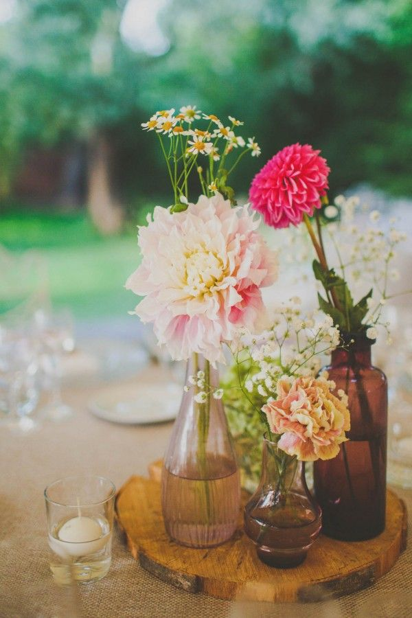Romantic pink wedding in rome and