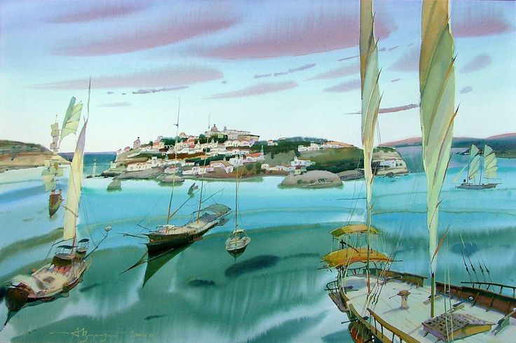 «Остров в Море.» - 2000г