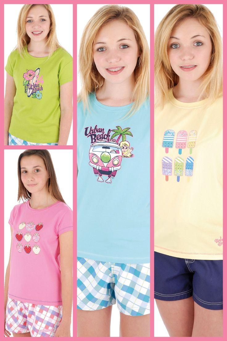 Urban Beach girls t-shirts £9.99 www.nautirachael.com