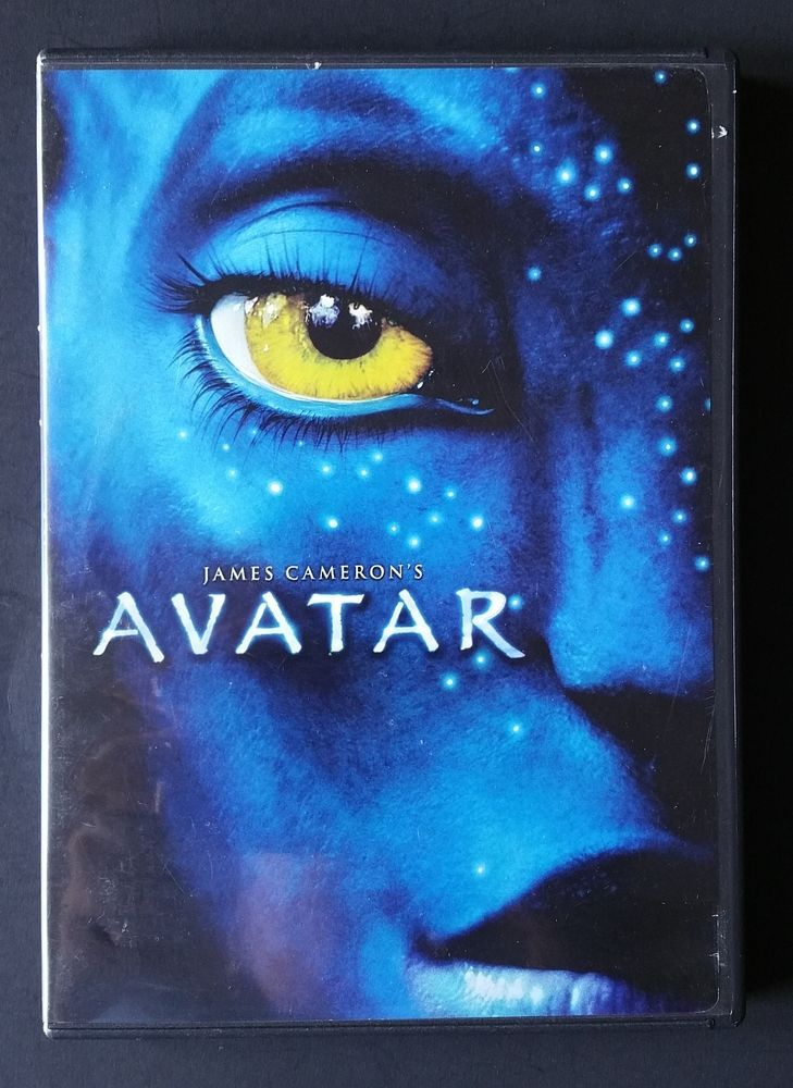 Avatar (DVD Original Theatrical Edition) Sam Worthington - James Cameron