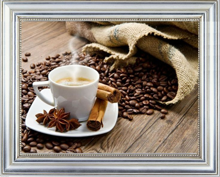Сделай сам полный алмазов живопись мозаика смолы площадь дрель послеобеденный чай и кофе дома декора рукоделие вышивка крестом вышивка