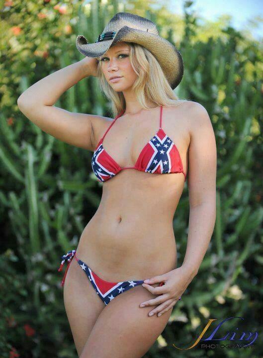 Naked southern flag girls