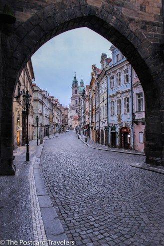 to go: Mala Strana, Prague