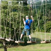 High Ropes Course in Bournemouth
