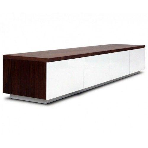 Tv-Dressoir HO-19 1,8 Noten - Moderne tv meubels - Tv meubel | Zen Lifestyle