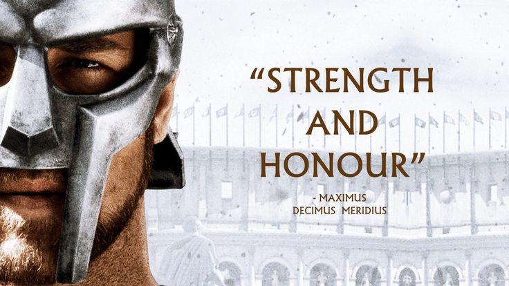 the gladiator quotes