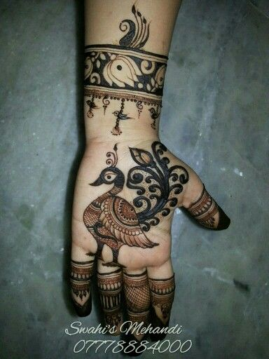 creative Mehendi by Swati!