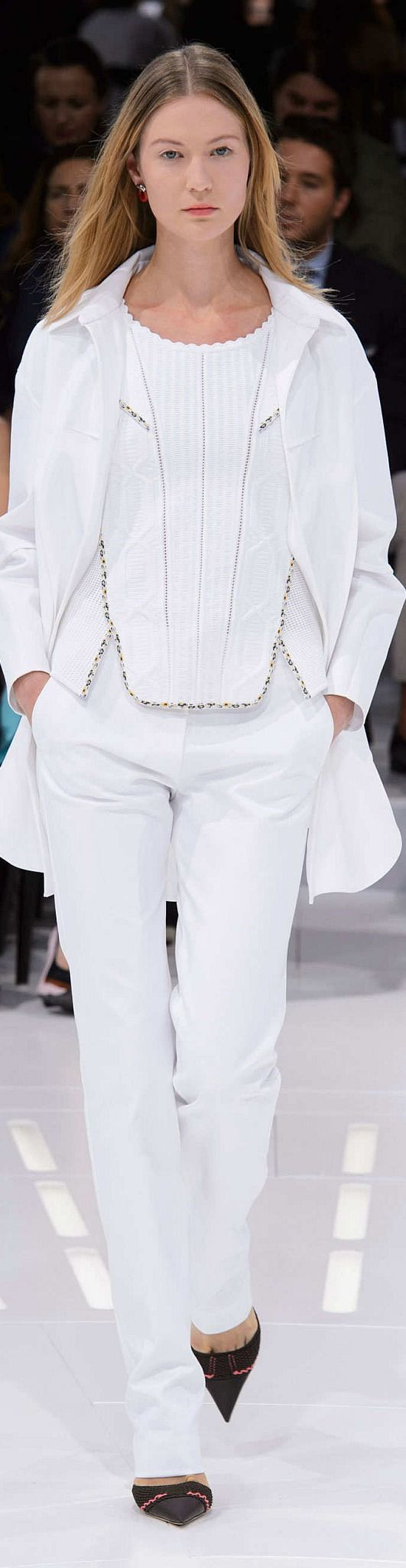 Christian Dior Collection Spring 2015