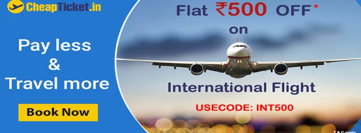 Get the best deals on air ticket fares with cheapticket24.com.