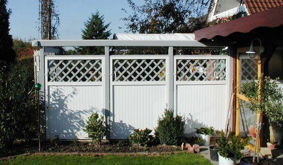 garten sichtschutz kunststoff holz_013244 ~ neuesten ideen für die, Garten und bauen