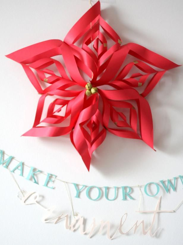 Host a Christmas Ornament-Making Party : Decorating : Home & Garden Television