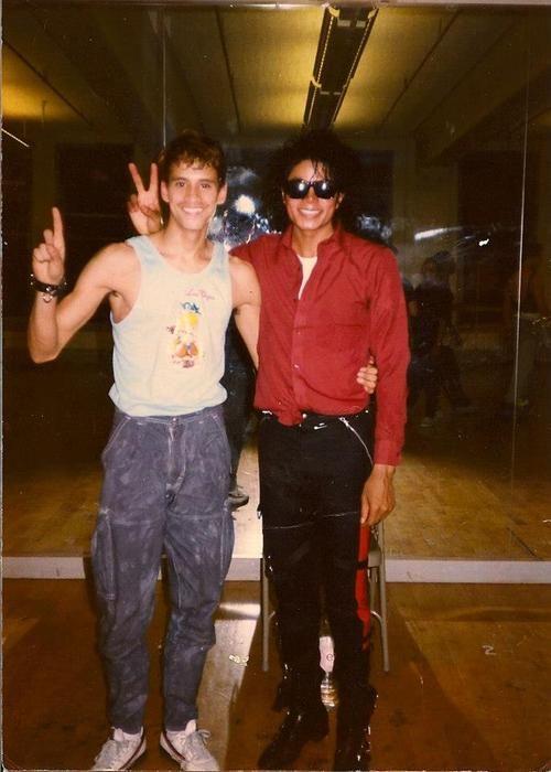 Bad rehearsals 1987 | Michael Jackson♥️ | Pinterest ...
