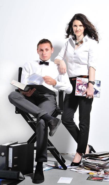 anca campaign production manager alex legal adviser dress code black white - Fashion Production Manager