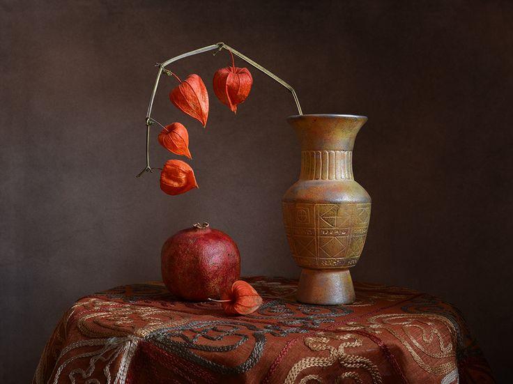 ваза с физалисами картинки стилист скажет