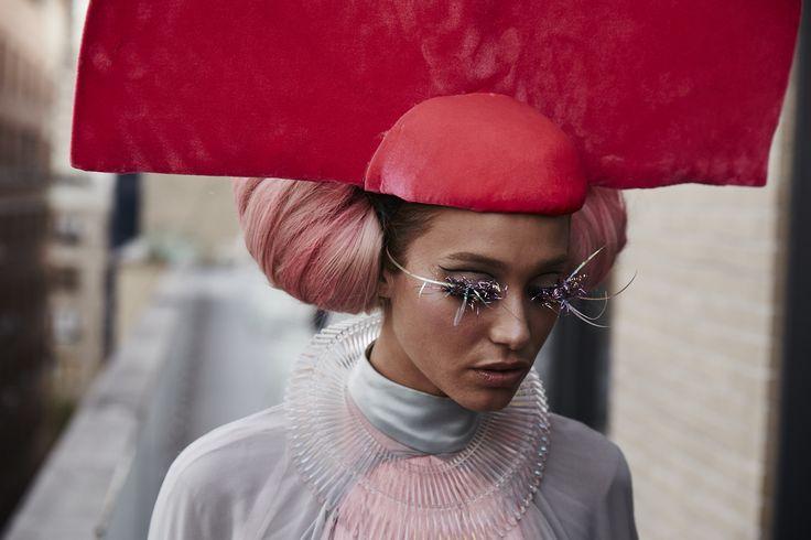 Susanne Bartsch: Samsung+ Capitol Couture — MATTE / FINISH