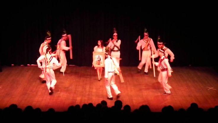 Grupo de Danças Folclóricas - UPF - Congada de São Benedito