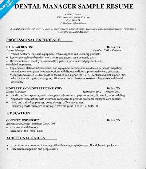 461 Best Job Resume Samples Images On Pinterest Job Resume