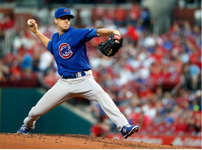 Why Kyle Hendricks might give Cubs best chance to beat Scherzer, Nats | Chicago Sun-Times