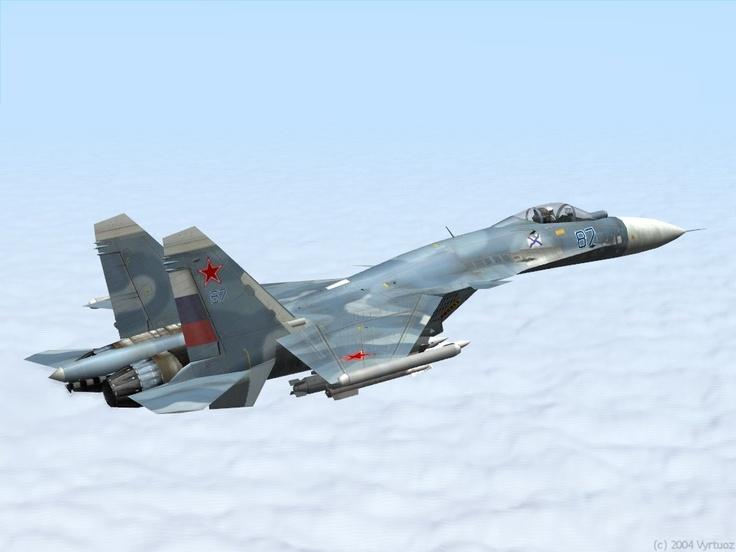 Sukhoi Su-33 Flanker-D