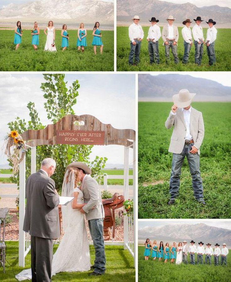 cowboy wedding ideas - Wedding Decor Ideas