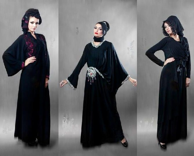 Muslim Clothing Design Trends 2018