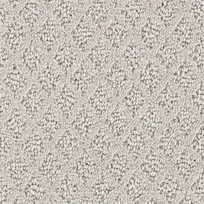 Martha Stewart Living Winterthur Sharkey Gray - 6 in. x 9 in. Take Home Carpet Sample-904240 at The Home Depot