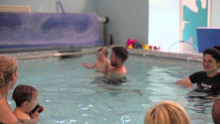 Swimming with Konfidence & Aqua Babies