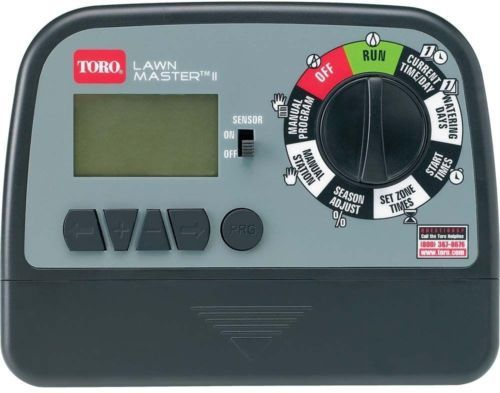 Watering Timers and Controllers 75672: Toro Lawn Master Ii 6 Zone Sprinkler Timer Water Irrigation Station Controller -> BUY IT NOW ONLY: $64.36 on eBay!
