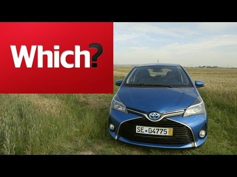 ▶ 2014 Toyota Yaris Hybrid - Which? first drive - YouTube