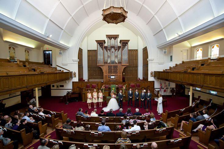 Robertson Westley United Church Wedding || Edmonton Wedding Planner || A Modern Proposal Event Planning