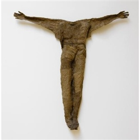 Magdalena Abakanowicz - Figure with Open Arms,... on MutualArt.com