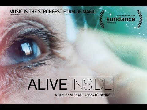 Alive Inside Official Trailer 1 (2014) - Alzheimer's Documentary HD - YouTube