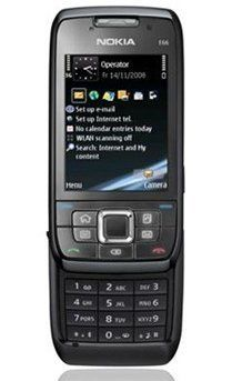 Buy Genuine Nokia E66 Unlocked Sliding Cover Mobile Phone Smart Business Mobile Phone (Support 3 G Wifi) (black) NEW for 269.1 USD | Reusell