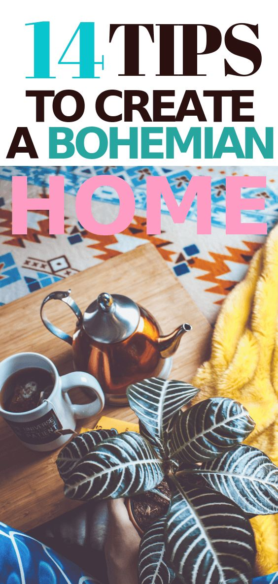 14 Secrets to Styling a Bohemian Abode – tiny new home