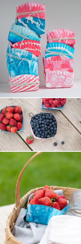 Έχεις χάρτινα πιάτα;φτιάξτε υπέροχες συσκευασίες |  26 eco pages