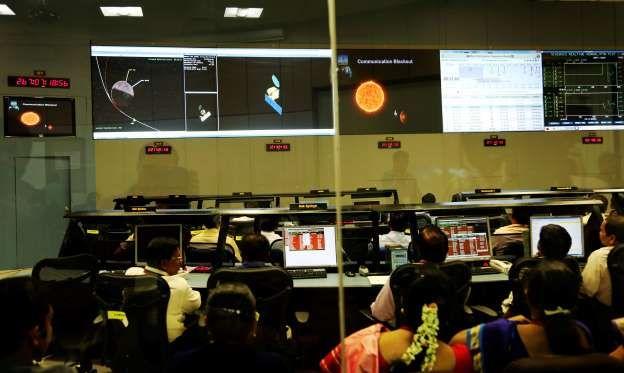2014 - Mars Orbiter Mission - Aijaz Rahi/AP Photo