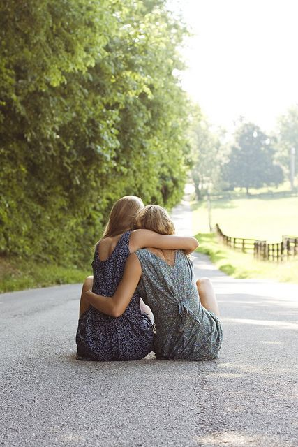 Soul-friends. . . the kind that speak to parts of you you had never known before, and you can't imagine life without them now.
