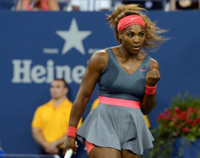 Serena Williams says she is playing so well in her 30s due to solid foundation laid down by her father