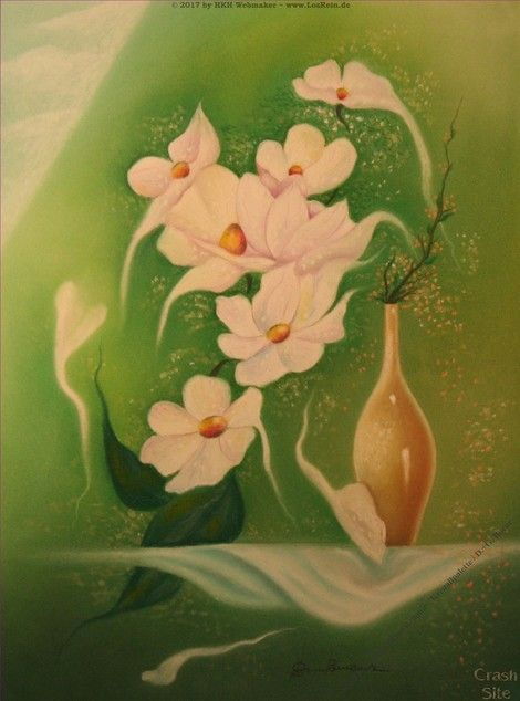 Doru Bucur, Doru Bucur Blumen 1 Nationalkunstkolonie Kristallpalette on ArtStack #doru-bucur #art