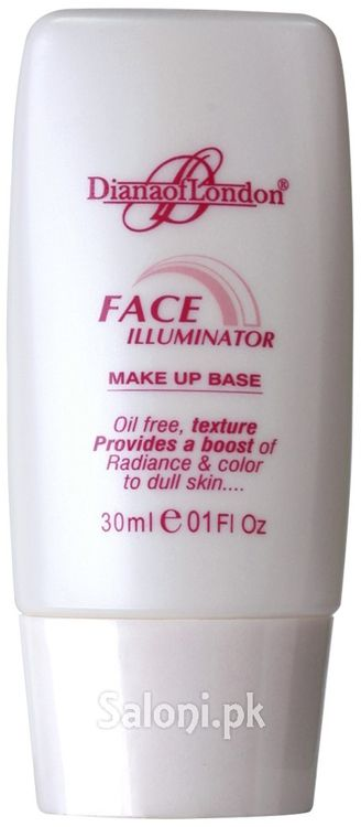 Diana Of London Face Illuminator Make-Up Base Front