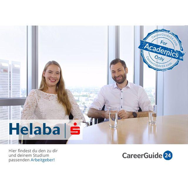Die Helaba Bietet Auch Berufseinsteigerinnen Vielfaltige Karriereperspektiven Weil Die Landesbank Mit Duales Studium Berufseinsteiger Volkswirtschaftslehre