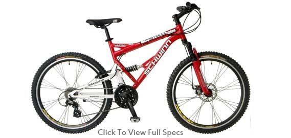 Schwinn Protocol 1.0 Men's Dual-Suspension Mountain Bike Review - Mountain Bike Pros