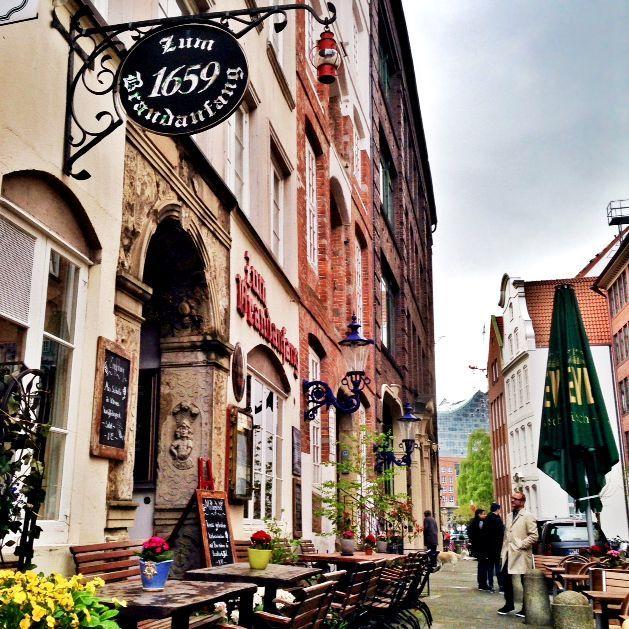 Deichstraße Hamburg #Bar #Restaurant #HH