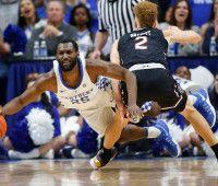 Kentucky basketball hopeful has some NFL potential